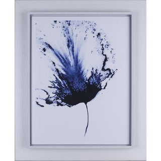 Catherine Jelltes 'Floral Fantasy I' 28 x 34-inch Framed Art