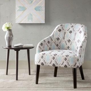 Madison Park Elias Mocha/ Morocco Accent Chair