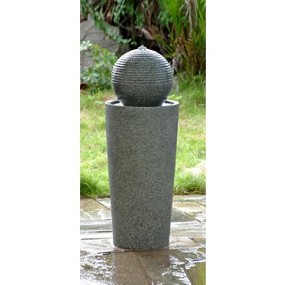 Metropolitan LED Illumination Water Fountain