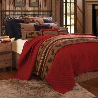 HiEnd Accents Bayfield Coverlet Set