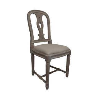 Burnham Home Designs Bronte Collection Chair (Set of 2)