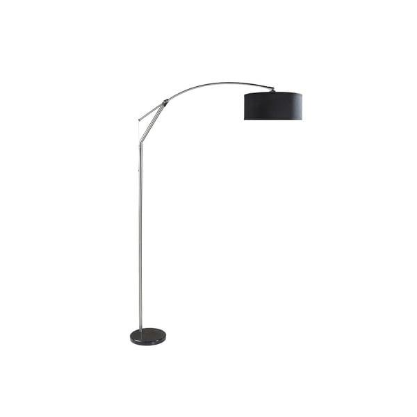 Q-Max Cinder Adjustable Tear Drop Floor Lamp