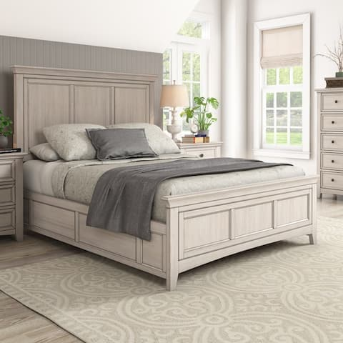 Buy Off White Antique Beds Online At Overstock Our Best Bedroom