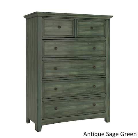 Copper Grove Virrat 5-drawer Wood Modular Storage Chest