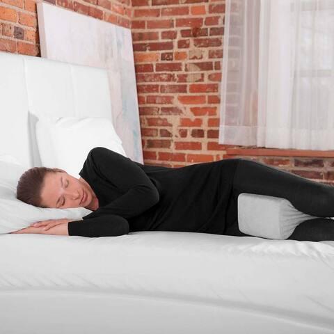 SwissLux Memory Foam Knee Pillow