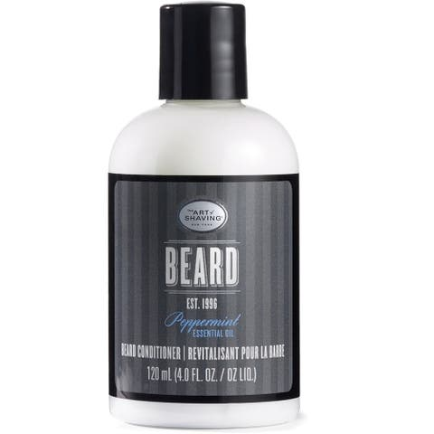 The Art of Shaving 4-ounce Peppermint Beard Conditioner