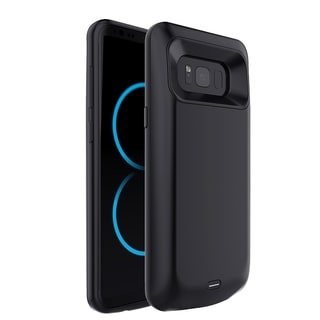 Samsung Galaxy S8 Plus 5500 Mah Battery Charging Case