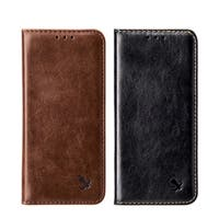 Samsung Galaxy S8 Luxury Gentleman Magnetic Flip Leather Wallet Case
