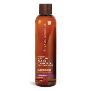 Handmade 100% Pure Haitian Black Castor Oil (Haiti)
