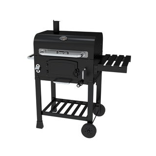 Dyna-Glo DGD381BNC-D Black Steel Compact Charcoal Grill