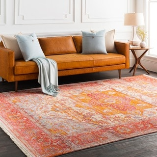 Vintage Persian Traditional Red (9' x 12'10)