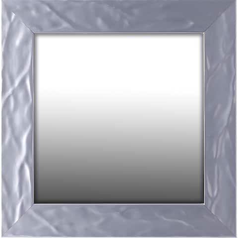 Hobbitholeco Wave Silver Plain Mirror