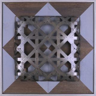 Hobbitholeco 'Metal Shape I' Metal Wall Art