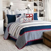 HiEnd Accents Liberty Quilt Set
