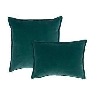 Sherry Kline Valerie Velvet Combo Decorative Throw Pillow