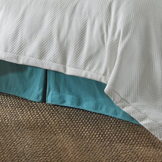 Hiend Accents Catalina 18 inch Drop Bedskirt