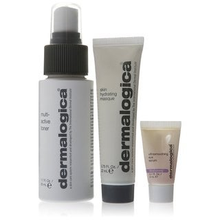 Dermalogica Ultrasmoothing Repair Rehydrate Renew Travel Gift Set