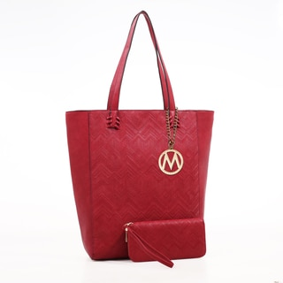 MKF Collection Mary Poppins Tote & Wallet Set by Mia K. Farrow