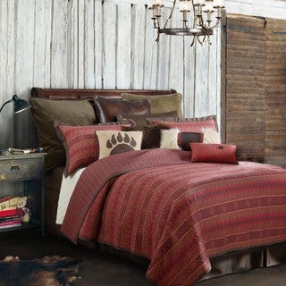 HiEnd Accents Rushmore Quilt Set (3 options available)