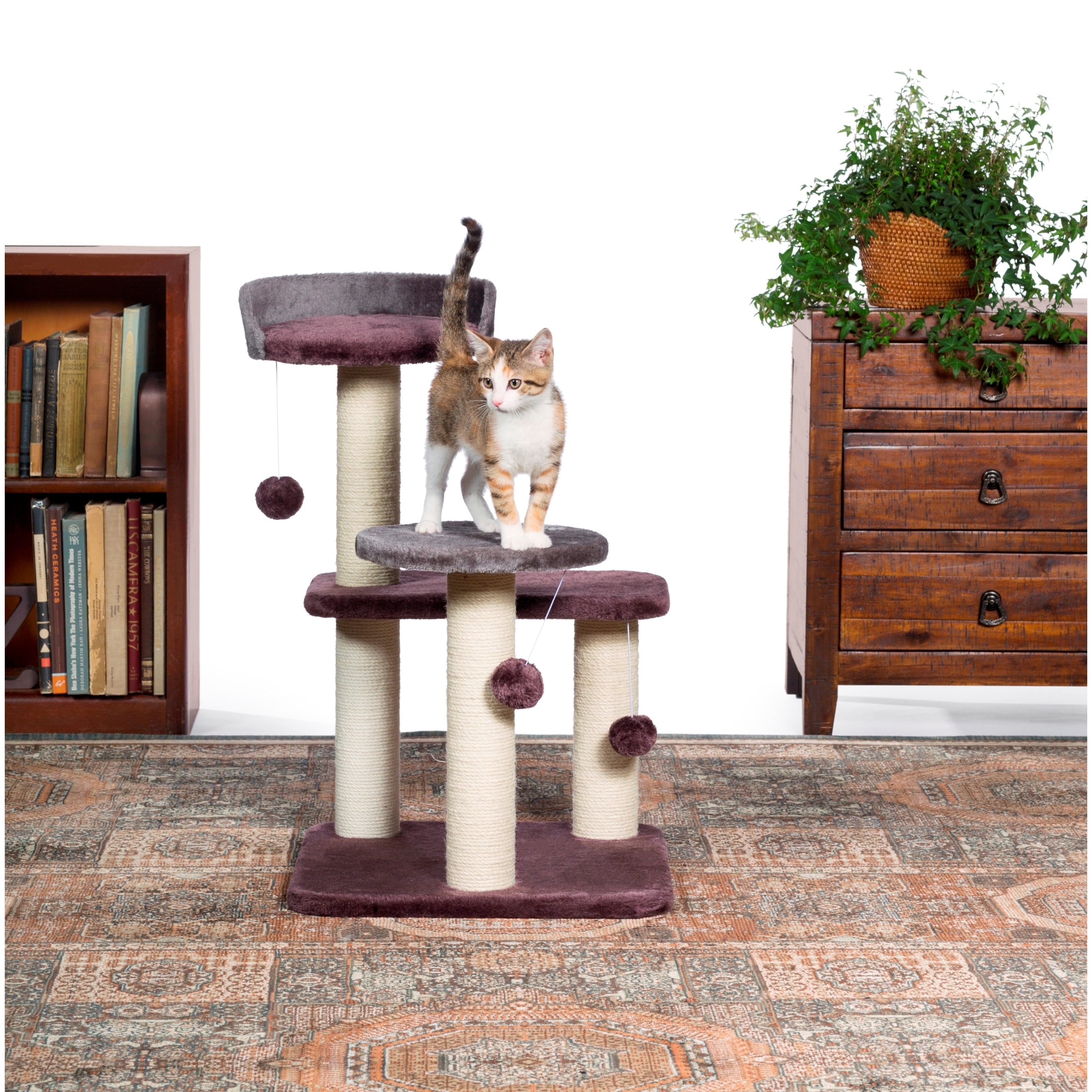 Prevue Pet Products Kitty Power Paws Play Palace Cat Tree...