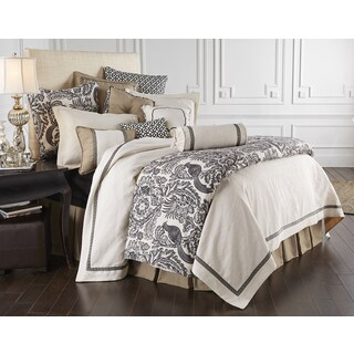 HiEnd Accents 4-Piece Augusta Matelasse Coverlet Set (2 options available)