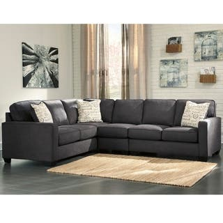 Buy L-Shape Lancaster Home Sectional Sofas Online at Overstock.com ...