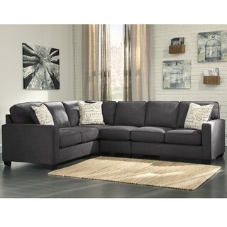 Shop Signature Design By Ashley Alenya 3 Piece Laf Sofa Sectional In