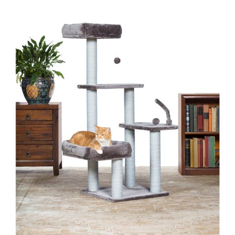Prevue Pet Products Kitty Power Paws The Ritz Cat Tree