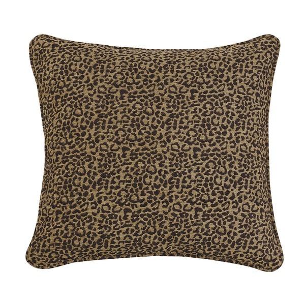 HiEnd Accents Leopard Euro Sham