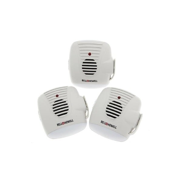 Shop Bell + Howell Ultrasonic Pest Repeller with AC Outlet and Night ...