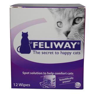Feliway Calming Cat Wipes