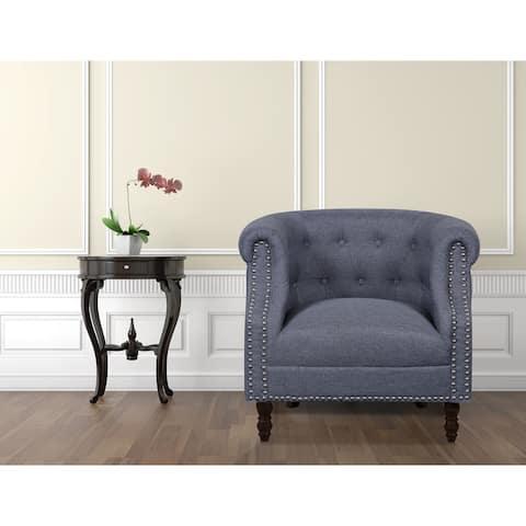 Rosemead Mid-century Fabric Chair