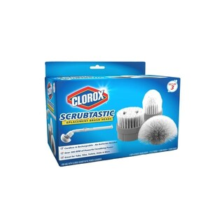 Clorox Scrubtastic Multi-Purpose Surface Scrubber Or Replacement Heads (2 options available)