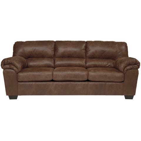 Signature Design by Ashley Bladen Sofa in Faux LeatherSoft