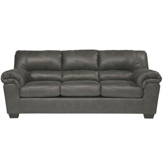 Signature Design by Ashley Bladen Sofa in Faux Leather