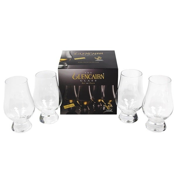 Glencairn Crystal Whisky Glass - Set of 4
