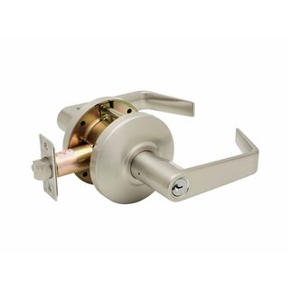 Copper Creek Grade-2 Cylindrical Lever Keyed Entry Function
