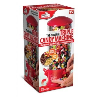 Jobar Triple Candy Machine