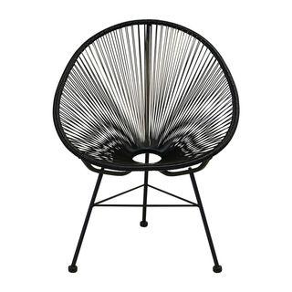 Maya Acapulco Hammock Inspired Papasan High Back Outdoor/Indoor Chair