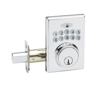 Copper Creek Electronic Fashion Deadbolt (3 options available)