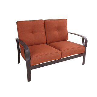 Aspen Deep Seating Loveseat with Cushions