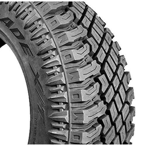 Atturo Black Trail Blade All Terrain Tire (Black)
