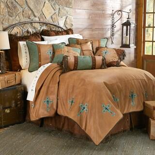 HiEnd Accents Las Cruses Ii Comforter Set