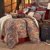HiEnd Accents 4-Piece Ruidoso Comforter Set