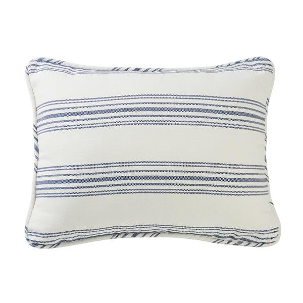 HiEnd Accents Prescott Stripe Pillow Sham