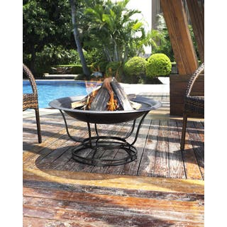 Crosley Furniture Buckner Firepit|https://ak1.ostkcdn.com/images/products/15951362/P22350591.jpg?impolicy=medium