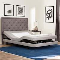 Brookside Deluxe Adjustable Bed Base - Queen