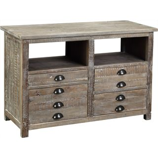 Burnham Home Designs Dexter Collection Media Cabinet
