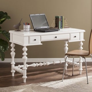 Harper Blvd Howard Turned-Leg Writing Desk - White