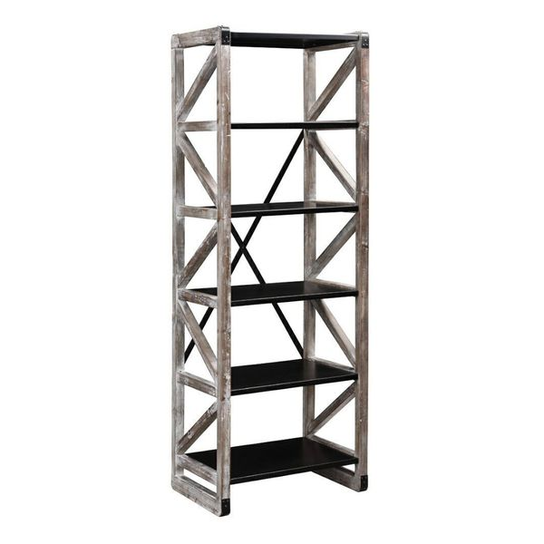 Burnham Home Designs Montevina Collection Bookshelf. Opens flyout.